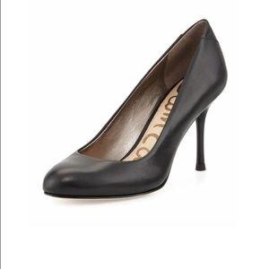 Sam Edelman Shoes - Sam Edelman Black Leather Pumps