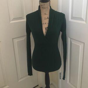 PattyBoutik Sweaters - Patty Boutik size Sm Green sweater top