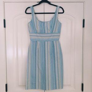 Donna Ricco Dresses & Skirts - Donna Ricco Stripped Dress
