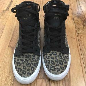 Supra Shoes - SUPRA high top sneaker