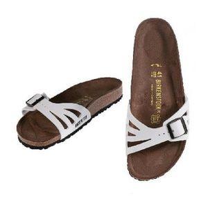 ea3749efc1d7 Birkenstock Shoes - 1 hour sale⏰Birkenstock size 10 Cream Brûlée color