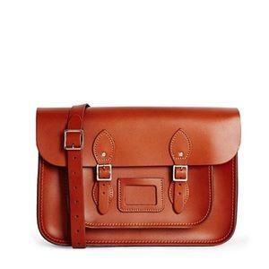"The Cambridge Satchel Company Handbags - The Leather Satchel Company 14"" Satchel-London Tan"