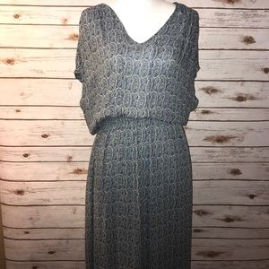 Lucky Brand Dresses & Skirts - NWOT Lucky Brand paisley maxi dress
