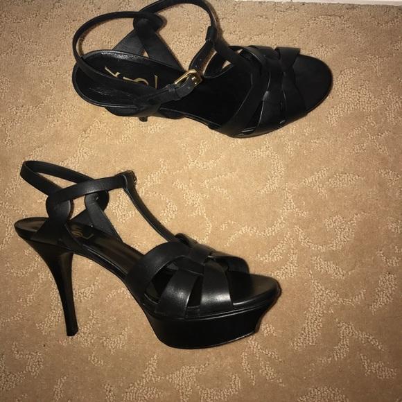 53 Off Yves Saint Laurent Shoes Ysl Classic Tribute 75