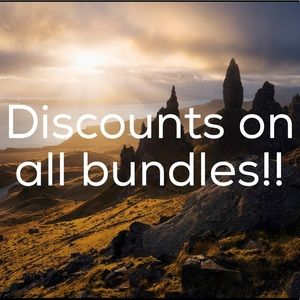 Get those bundles going and SAVE MORE!