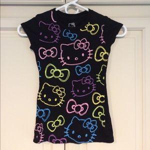 Sanrio Other - Sanrio Hello Kitty Girls S Short Sleeve Tshirt