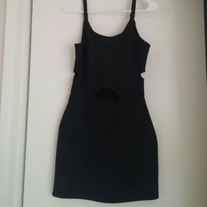 Poof Couture Dresses & Skirts - Black Dress size M