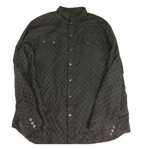 Scully Other - Skully Western Button Up Shirt