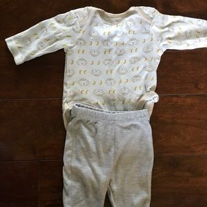 Other - Monkey baby outfit