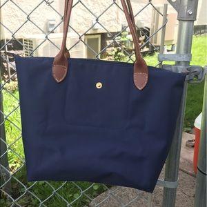 Longchamp Handbags - Authentic Longchamp Le Pliage Small Tote Bag