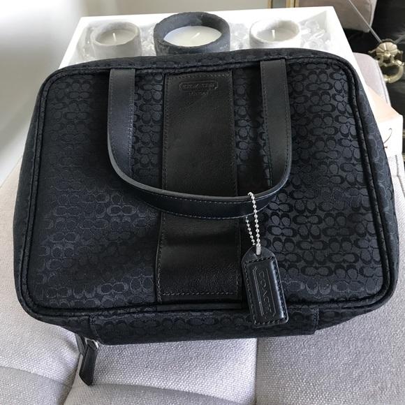 Coach Men S Toiletry Travel Bag