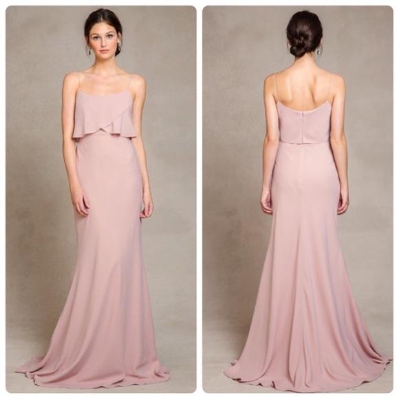 e1436ca5dfa7f Jenny Yoo Dresses & Skirts - Jenny Yoo Blake bridesmaid prom blush nude  dress