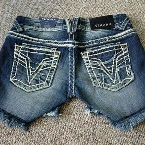 Vigoss Pants - 🆕 Vigoss Jean Shorts