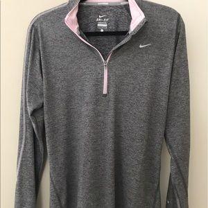 Nike Dri-Fit 1/4 Zip Pullover