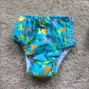 I Play Other - Baby & toddler reusable absorbent swim diaper