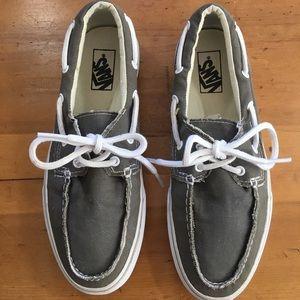 Vans Other - Vans Unsex Slip On Boat Shoes