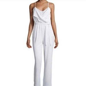 Anthropologie Pants - ⚡️White Jumpsuit from Nicole by Nicole Miller⚡️
