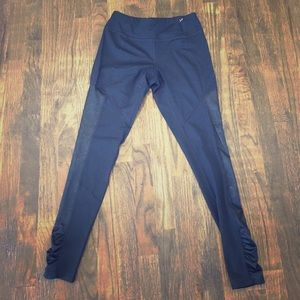 CALIA by Carrie Underwood Pants - Black Calia Leggings with side Detail