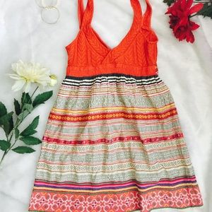 Dresses & Skirts - ⚠️‼️ SALE‼️🍋🍊BRIGHT AND COLORFUL SUN DRESS🍎🍐