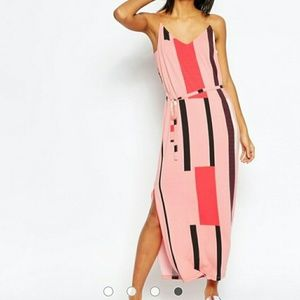 ASOS Dresses & Skirts - ASOS Tab Side Maxi Dress