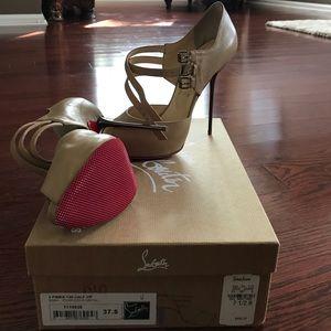 Brand new Christian Louboutin heels