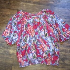 Art And Soul Tops - Art and soul woman's blouse