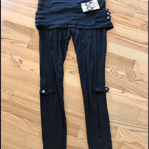 cb024486a7764 Nomads Hempwear Akira Leggings Black Small NWT. NWT. nomads hemp wear.  M_5949982a2ba50a2496019d17. M_59499834291a3529c2047680.  M_594998428f0fc405390456d7