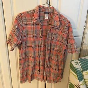 Other - Patagonia  organic cotton shirt sz XL