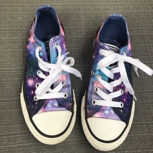 Converse Other - Kid's Galaxy Converse Size 13