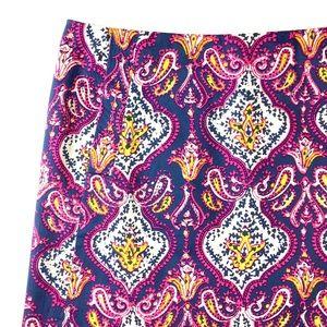 J. Crew Dresses & Skirts - J. Crew Paisley Skirt