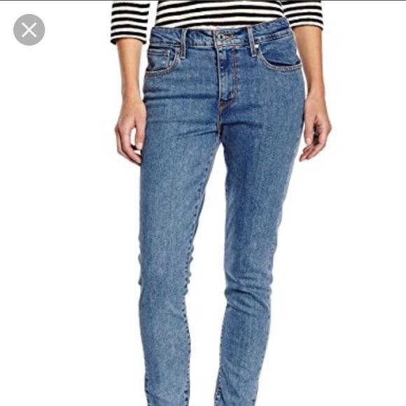 Wild Sea 721 Rise 27x32 Levi's Skinny Poshmark Jeans High Levis gnpI0p8