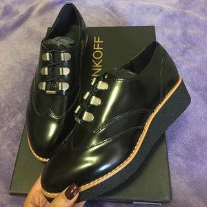 Shoes - Rebecca Minkoff Polly Platform Oxford