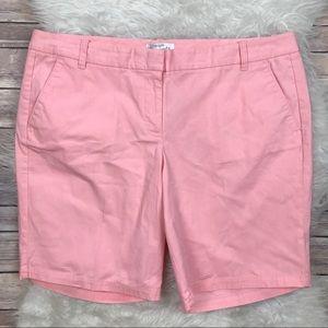"J. Crew Factory Pants - J. Crew Factory 10"" Bermuda Shorts"