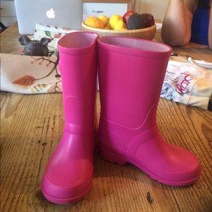 Igor Other - Pink rain boots