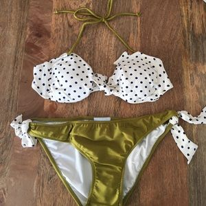 Eberjey Other - NWT Anthropologie Eberjey Bikini Small/Medium