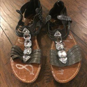 Sam Edelman Jeweled Sandal {8.5}