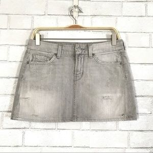 Citizens Of Humanity Dresses & Skirts - Citizens of Humanity gray mini skirt size 27