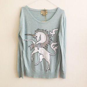 Wildfox Sweaters - Wildfox Unicorn Sweater 🦄