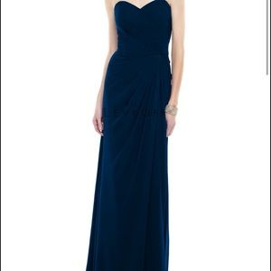 Bill Levkoff Dresses & Skirts - Chiffon Strapless Gown by Bill Levkoff