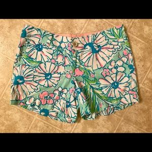 Lilly Pulitzer Callahans size 2