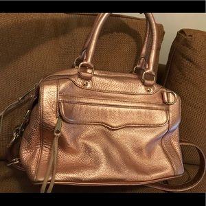 Rebecca Minkoff Handbags - Rebecca minkoff rose gold MAB