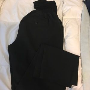 Motherhood Maternity modern flare dress pants
