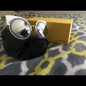 Fendi Accessories - Fendi cat eye sunglasses