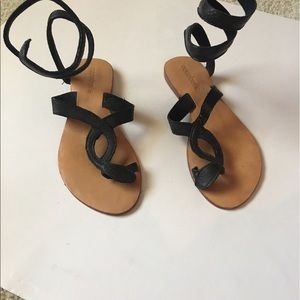 cocobelle Shoes - Cocobelle adjustable strap sandals Size 7.5