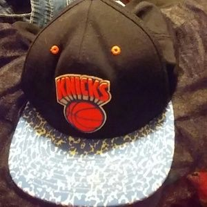 Nostalgia Other - Gently Authentic Knicks Cap One size