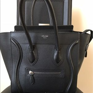 Celine Handbags - Authentic Celine Luggage