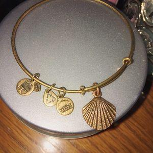 Alex & Ani Jewelry - ALEX & ANI Seashell Bracelet