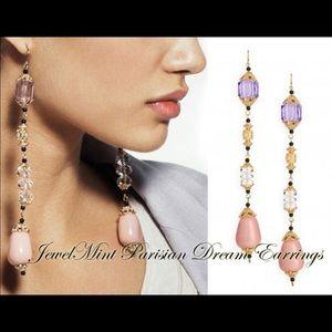 Jewelmint Jewelry - Jewelmint Parisian Dream Earrings