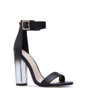 ShoeDazzle Shoes - 💕❤️NWT size 7 black heels❤️💕