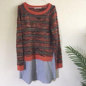 Thakoon Dresses & Skirts - Thakoon Addition Patterned Sweater Dress